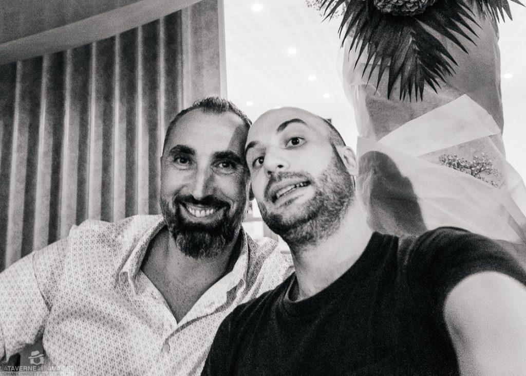 Photographe et mariés (1)