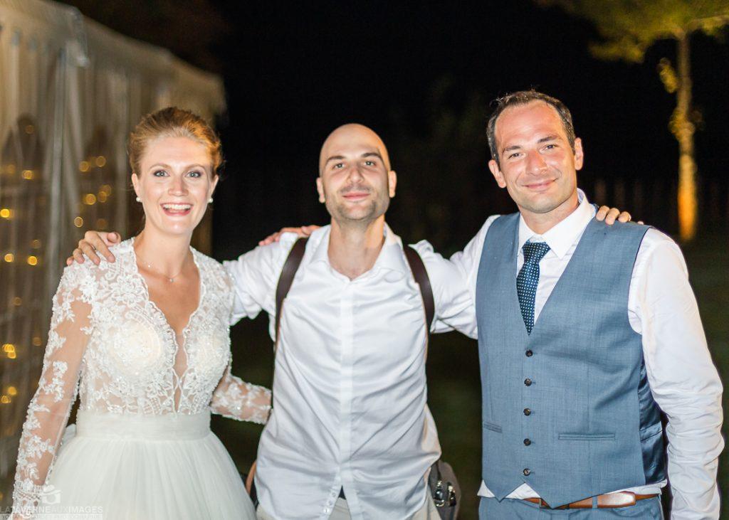 Photographe et mariés (2)